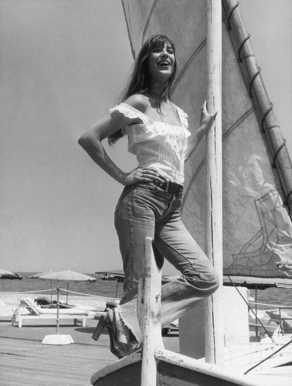 Summer style icons: Jane Birkin