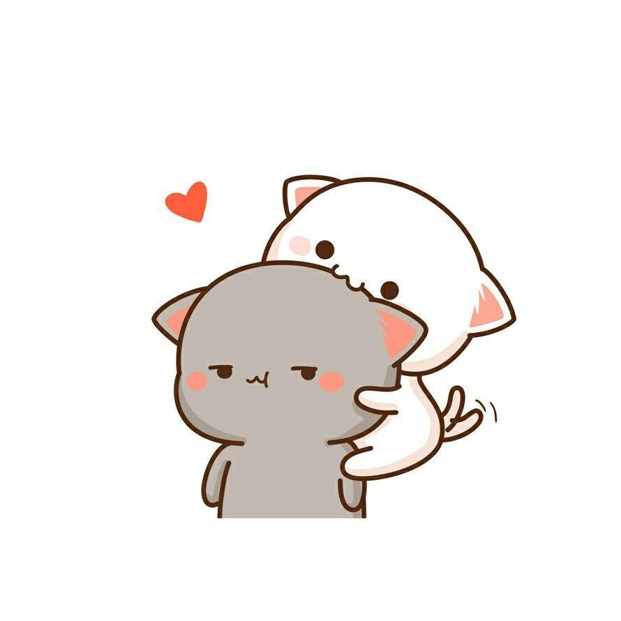 Pin By Har Per On Cute Cat Wallpaper Cute Kawaii Drawings Cute