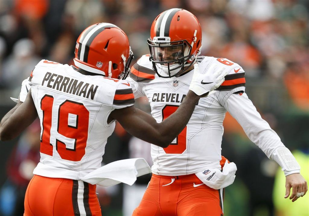 Browns look to extend Higgins Perriman Robinson Waiting