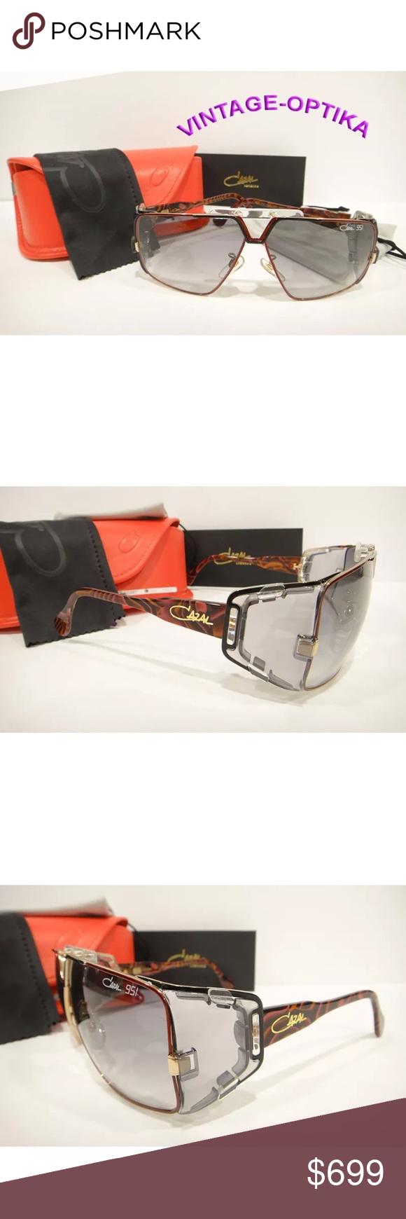 a9f4c0414c0 CAZAL 951 Sunglasses ANNIVERSARY Edition 002 New These are 100% Genuine