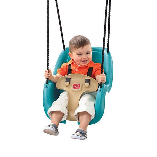 2014a Step2 Infant To Toddler Swing Blue Step2 Toys R Us