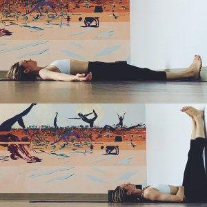 yin yoga sequence  feel vibrant  kidney  urinary