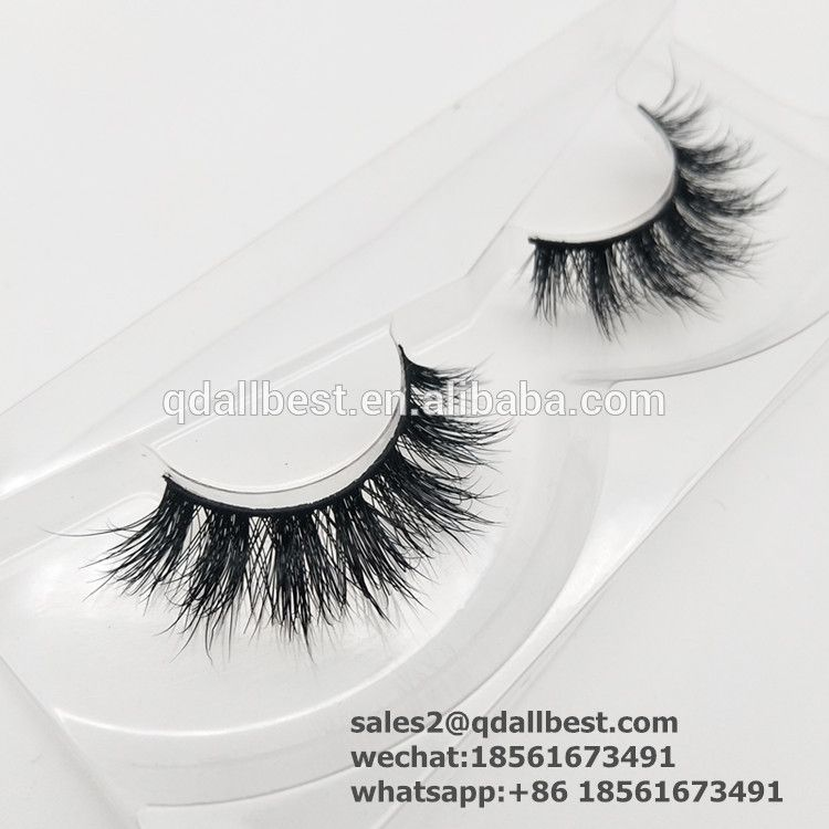 ec224af39bd Wholesale Own Brand Eyelashes Private Label 3D Faux Mink Lashes With  Glitter Lash Packaging