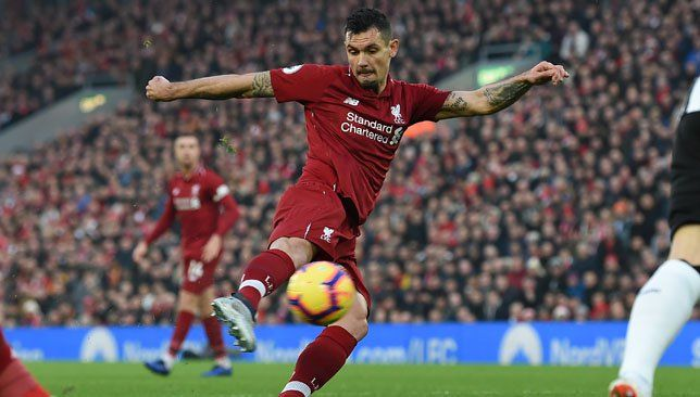 Dejan Lovren Backs Liverpool To Cope With Title-race
