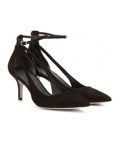 15 Sensible Mini Heels That Are Seriously Chic Too Refinery29 Kitten Heel Shoes Heels Kitten Heel Pumps