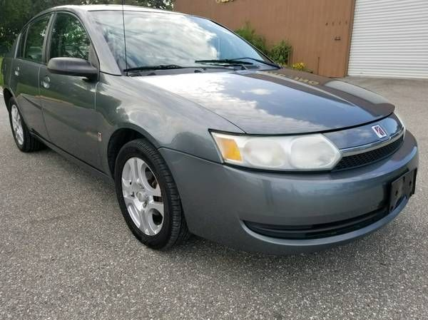 2004 Saturn ION Manual Transmission Stick Shift Clean Carfax NO CHECK  ENGINE LIGHT, NO LEAKS