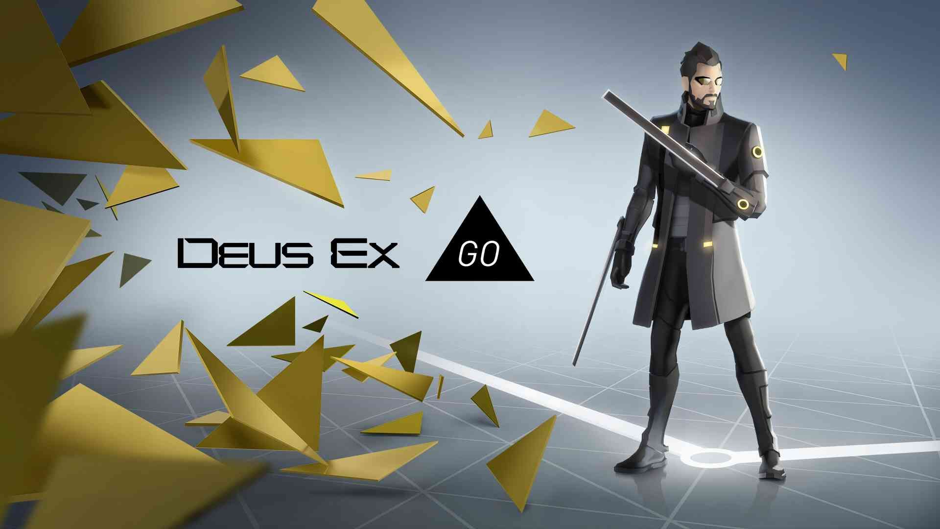 Deus Ex Go, arrives on the iPad puzzle version of one of