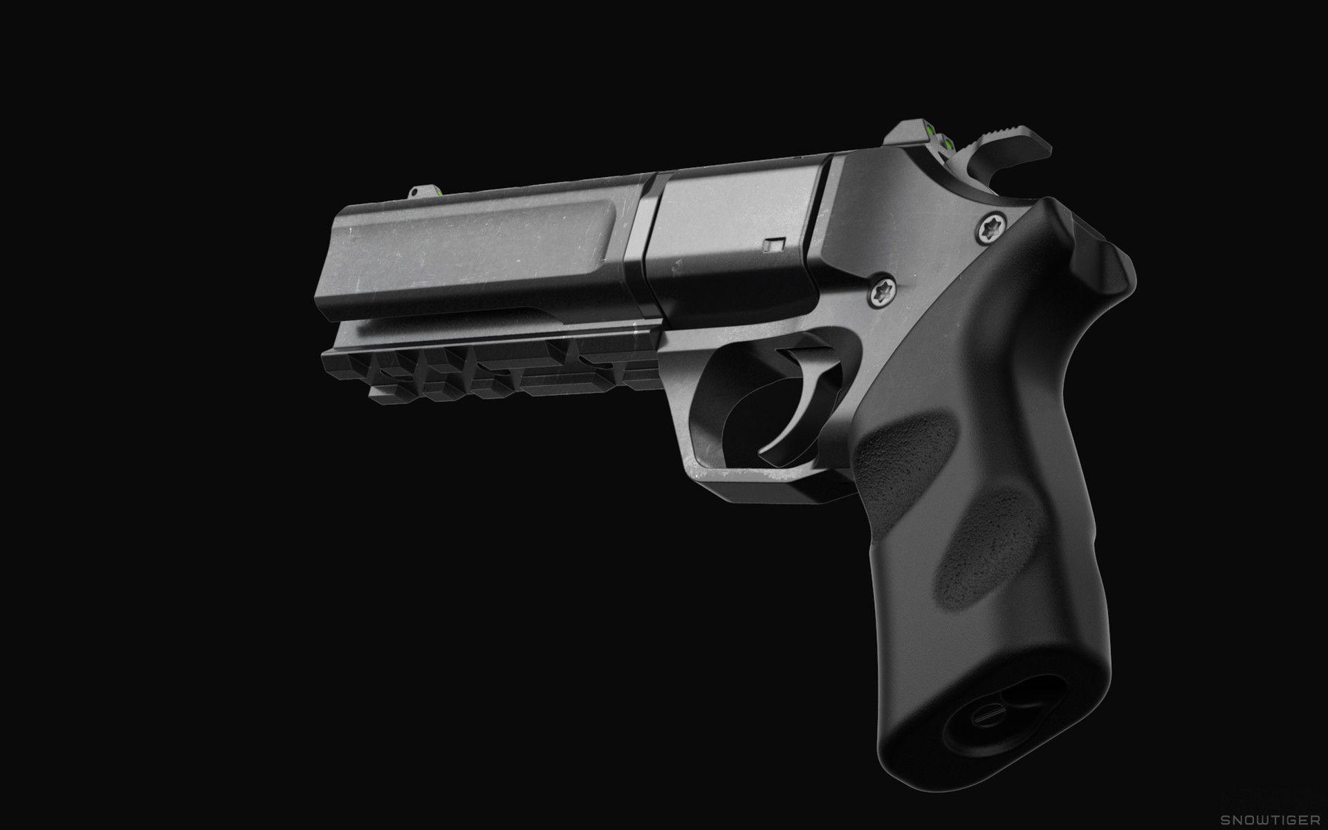 30+ Revolver concept ideas
