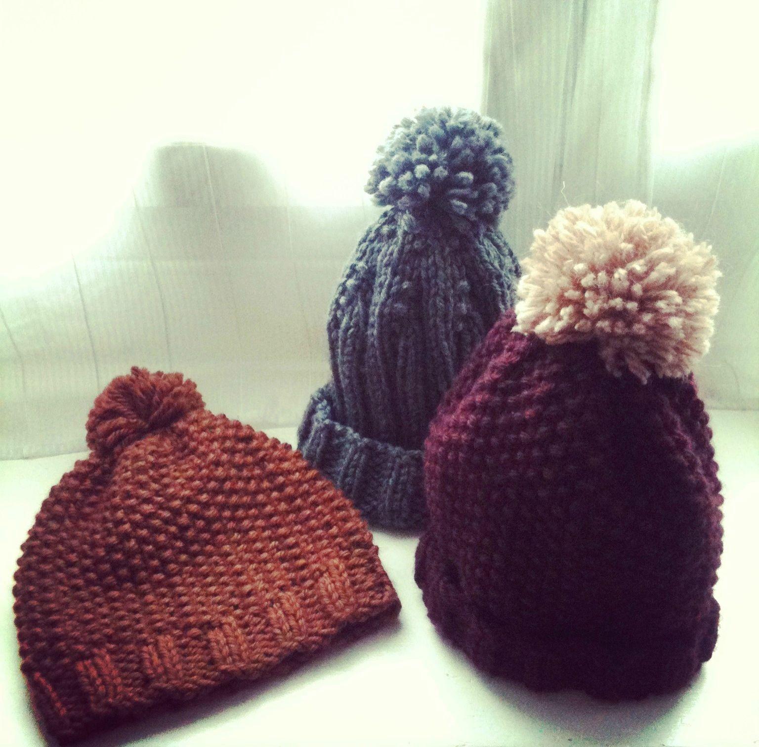 diy bonnet point de riz mili d cr atives tricot pinterest point de riz bonnet et riz. Black Bedroom Furniture Sets. Home Design Ideas