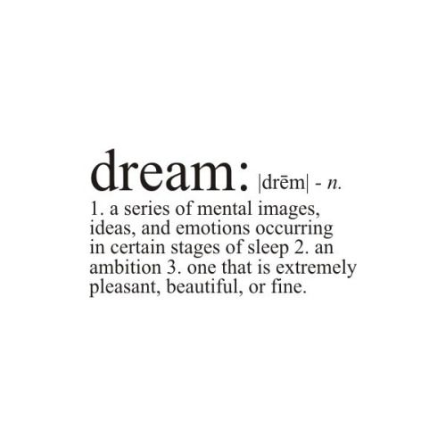 emotion and dream no dream No it's just dreams the other day, i dreamt of my toddler daughter and imagined her as a teenager so, what my brain concocts dreams based on what i do.