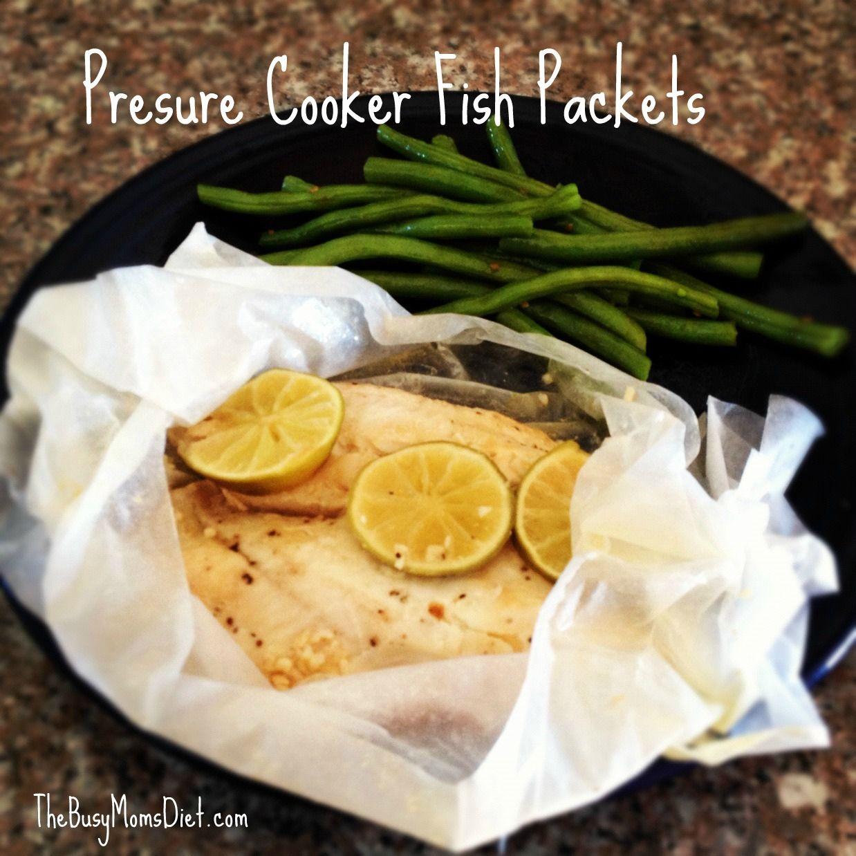 Pressure Cooker Fish
