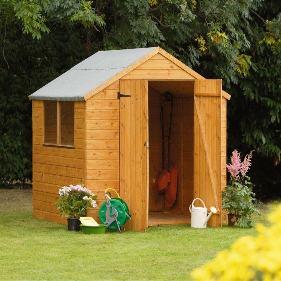 Backyard Sheds Kits: Inspiring Wood Storage Buildings Plans: Enchanting Storage