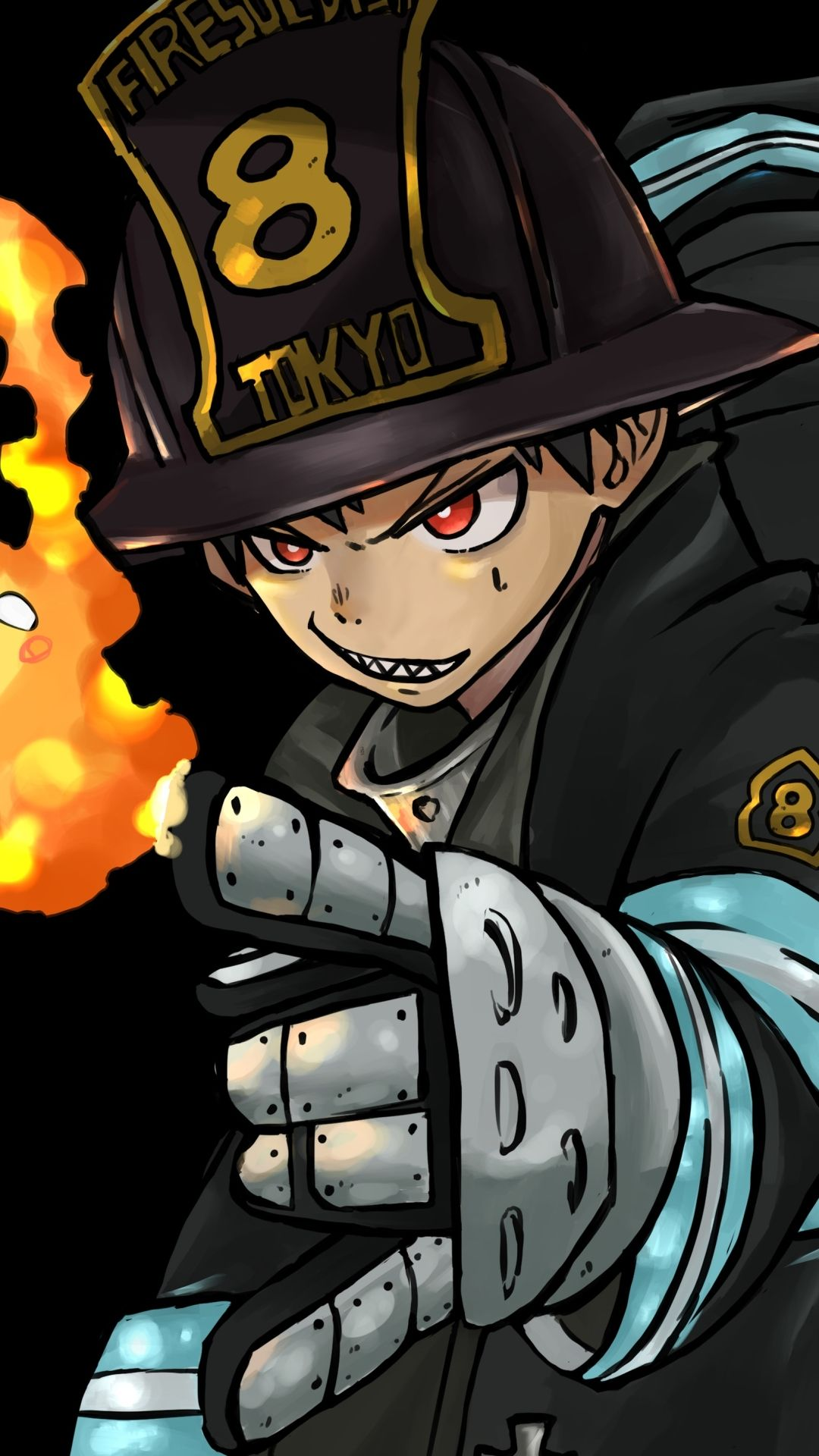Fire Force (Enen no Shouboutai) is anime premiered on