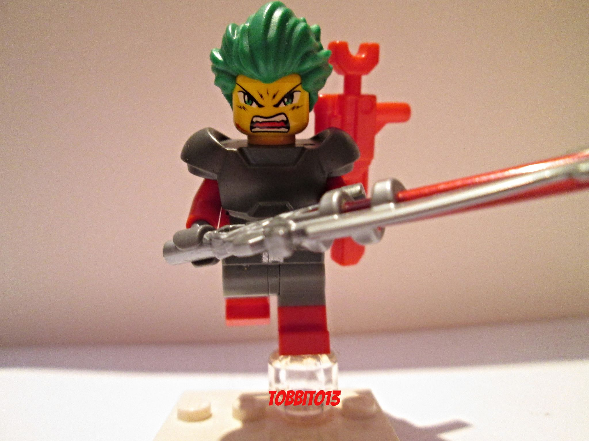 MINI FIGURE MINIFIG LEGO Exo-Force Takeshi