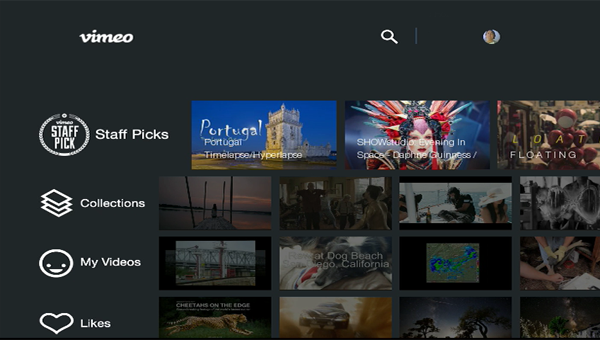 Vimeo Launches Major Update to Their Roku App Roku