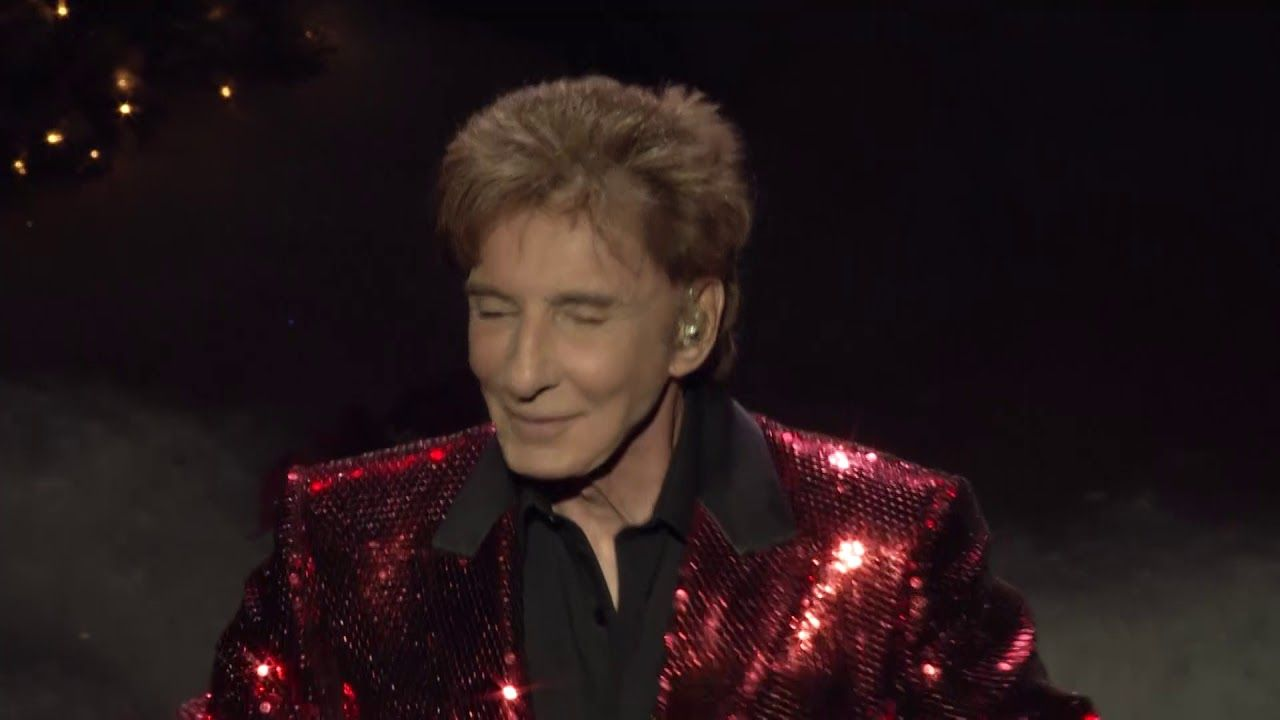 Barry Manilow - A Gift Of Love IV - Happy Holiday / It\'s A Miracle ...
