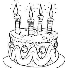 rsultat de recherche dimages pour dessin gateau anniversaire - Dessin Sur Gateau