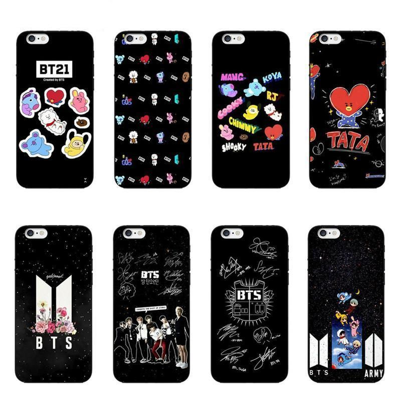 BTS In The Mood For Love 4 iphone case