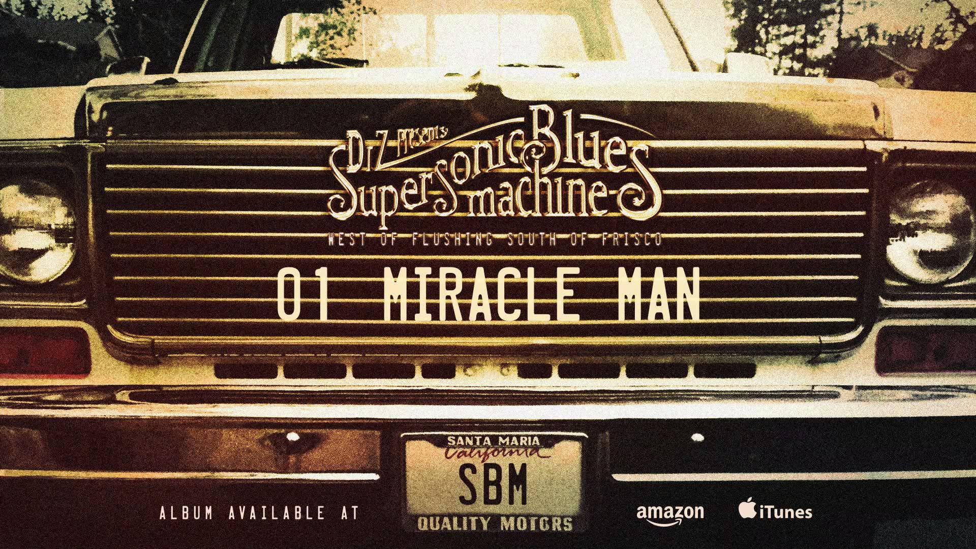 supersonic blues machine # 58