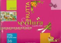 "(1) Gallery.ru / Mosca - Альбом ""Frutta e verdura a punto croce"""