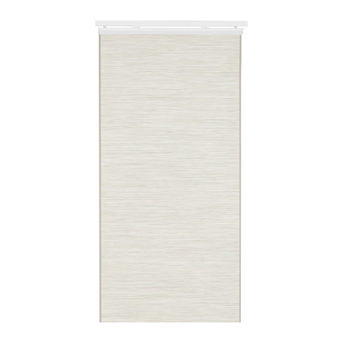 IKEA FONSTERVIVA White/beige Panel Curtain