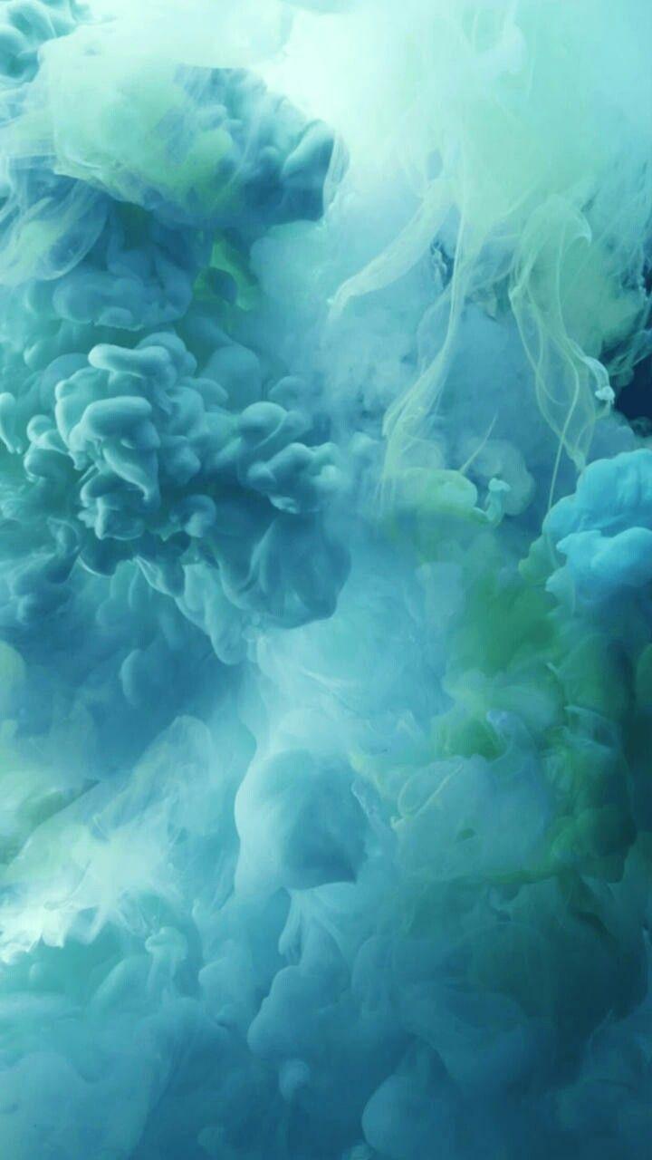Türkise türkise schattierungen nền xanh dương wallpaper