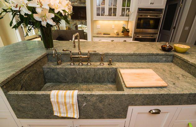 Costa Smeralda Granite New England Traditional