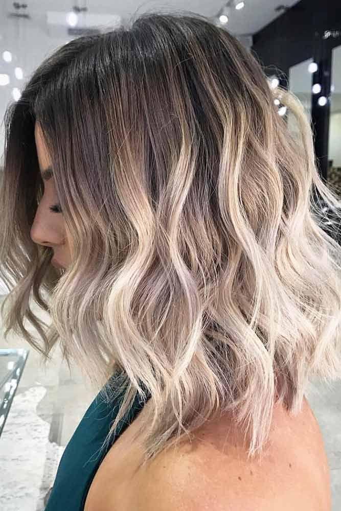 50 Chic Medium Length Layered Hair