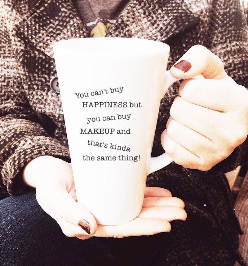 Makeup artist gift makeup quote funny makeup mug mugs