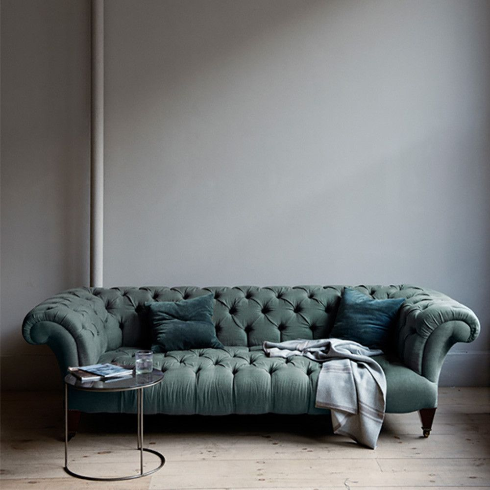 Chesterfield Sofas American Made Sustainable Seating