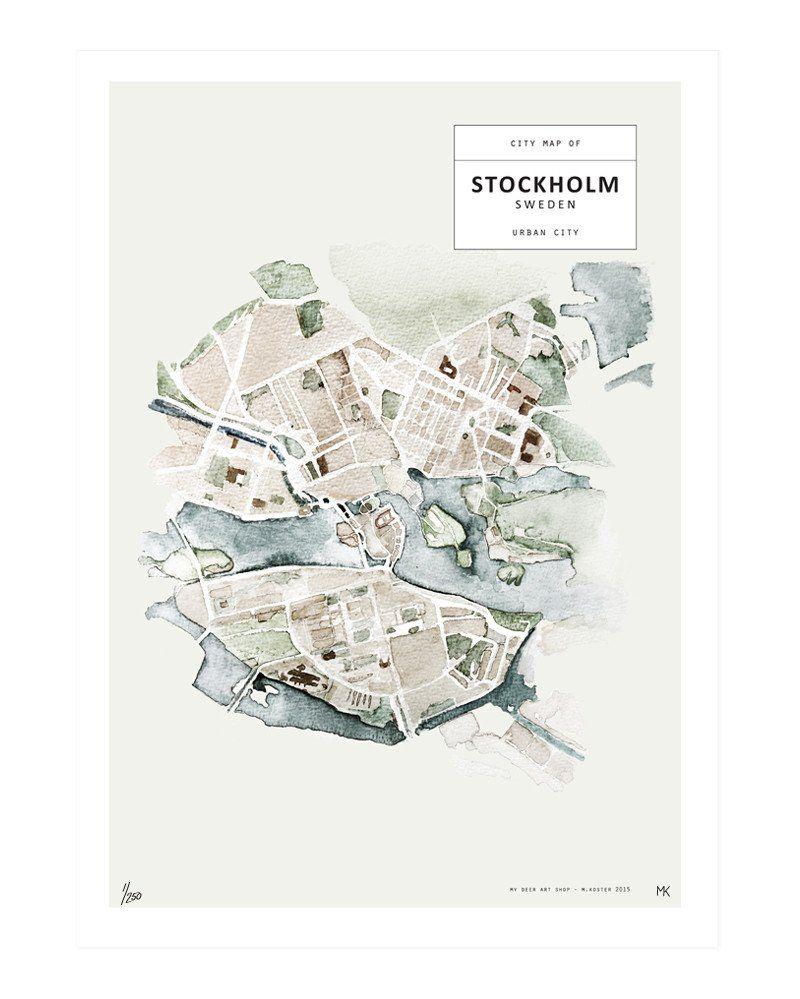 Urban City // Stockholm // M y • o w n • I n t e r i o r