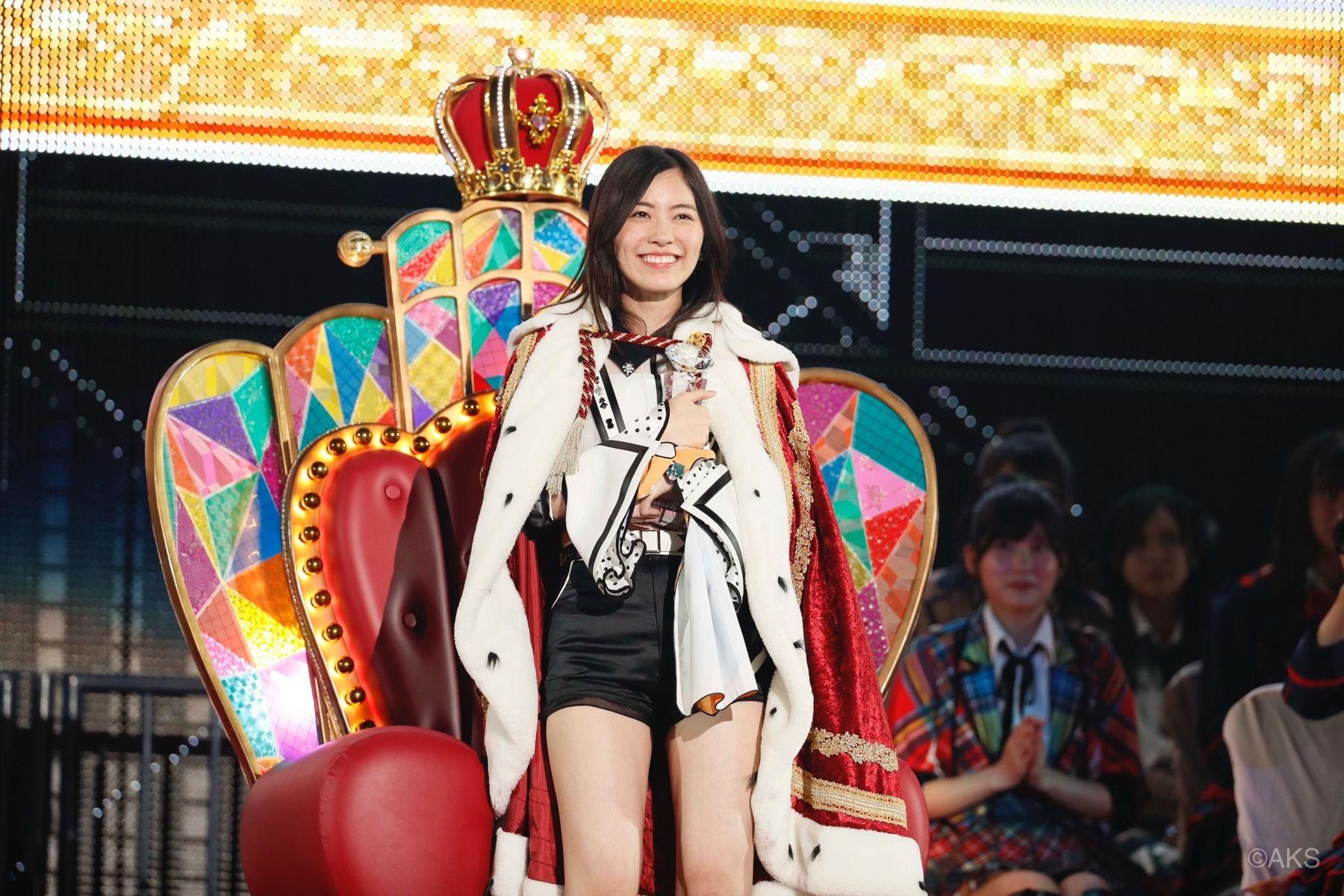 Article] Jurina Matsui Crowned the Center of the World! SKE48 Claims Top  Two Spots at AKB48 World Senbatsu Sousenkyo in Hometown Nagoya! | Japanese  kawaii idol… | กราฟิก