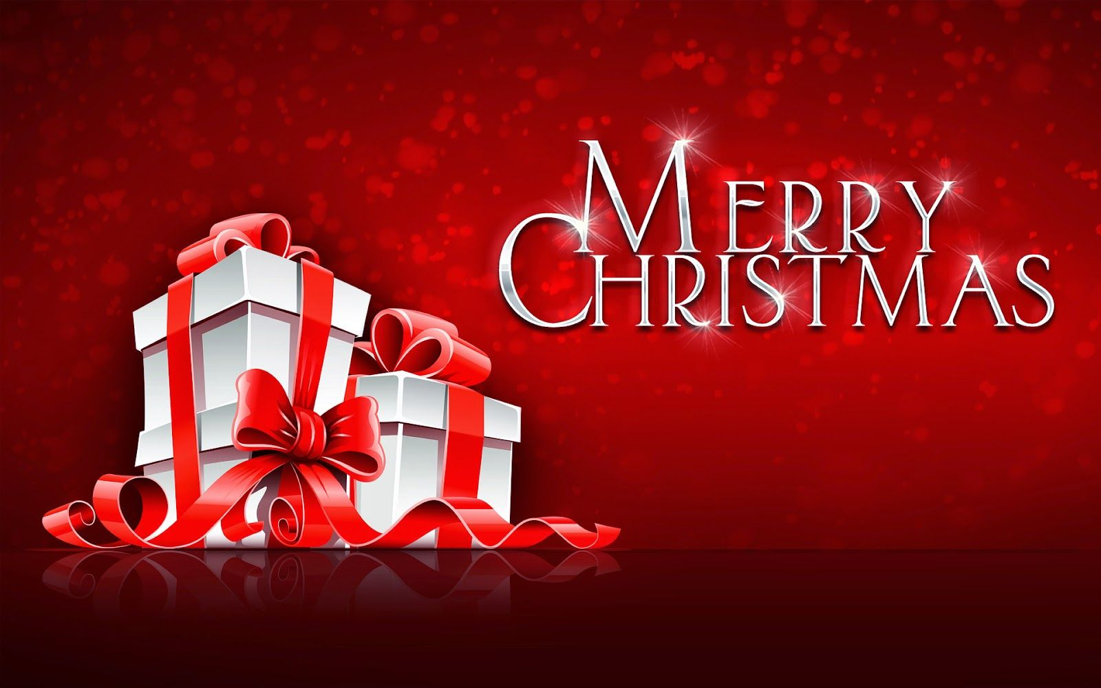 Merry Christmas & Happy New Year Email Template Cards
