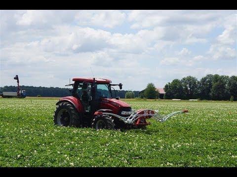 Impressie Praktijkdag Precisielandbouw In Dronten Trekkerweb
