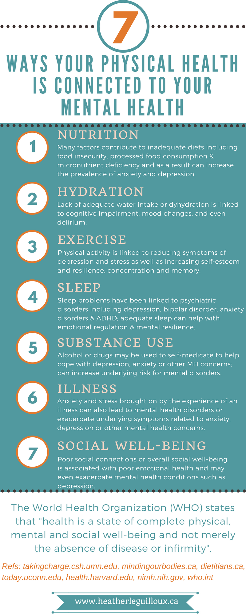 7 Ways Your Physical Health Is Connected To Your Mental Health