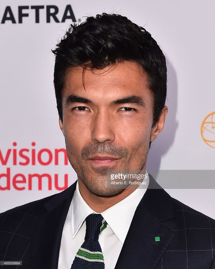 Actor Ian Anthony Dale attends a cocktail party celebrating dynamic and diverse nominees for the 67th Emmy Awards hosted by the Academy of Television Arts & Sciences and SAG-AFTRA at Montage Beverly Hills on August 27, 2015 in Beverly Hills, California.