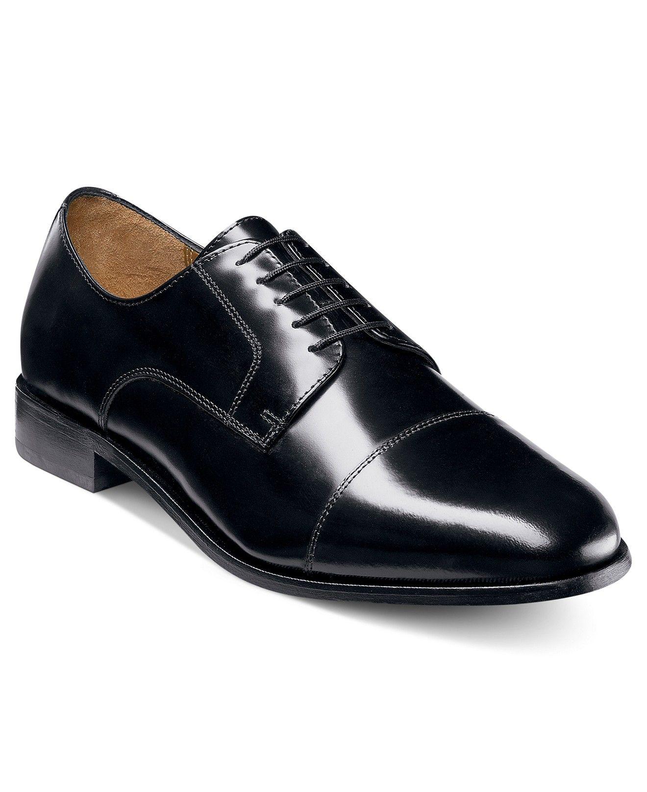 Florsheim Men S Broxton Cap Toe Oxford Reviews All Men S Shoes Men Macy S In 2021 Dress Shoes Men Mens Black Dress Shoes Cap Toe Oxfords [ 1616 x 1320 Pixel ]