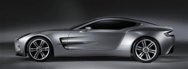One Of The World S Most Expensive Cars The Aston Martin One 77 So