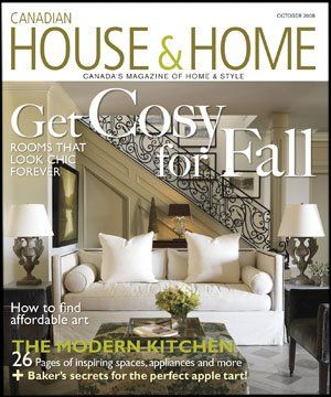 canadian house and home magazine getting a subscription - House And Homes Magazine