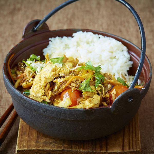 Lemongrass Chicken Recipe From Chef Braden Wages Of Malai