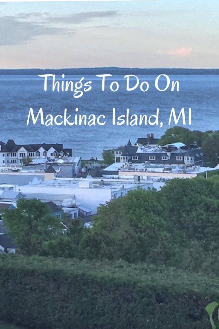 Things To Do On Mackinac Island Tips On Hikes Where To Get Fudge Samples And Sites Where Somew Michigan Road Trip Mackinac Island Michigan Mackinac Island
