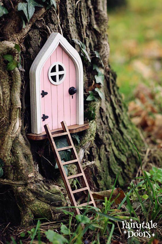 Fairy Ladder For Fairy Door Fairy Garden Fairy Ladder