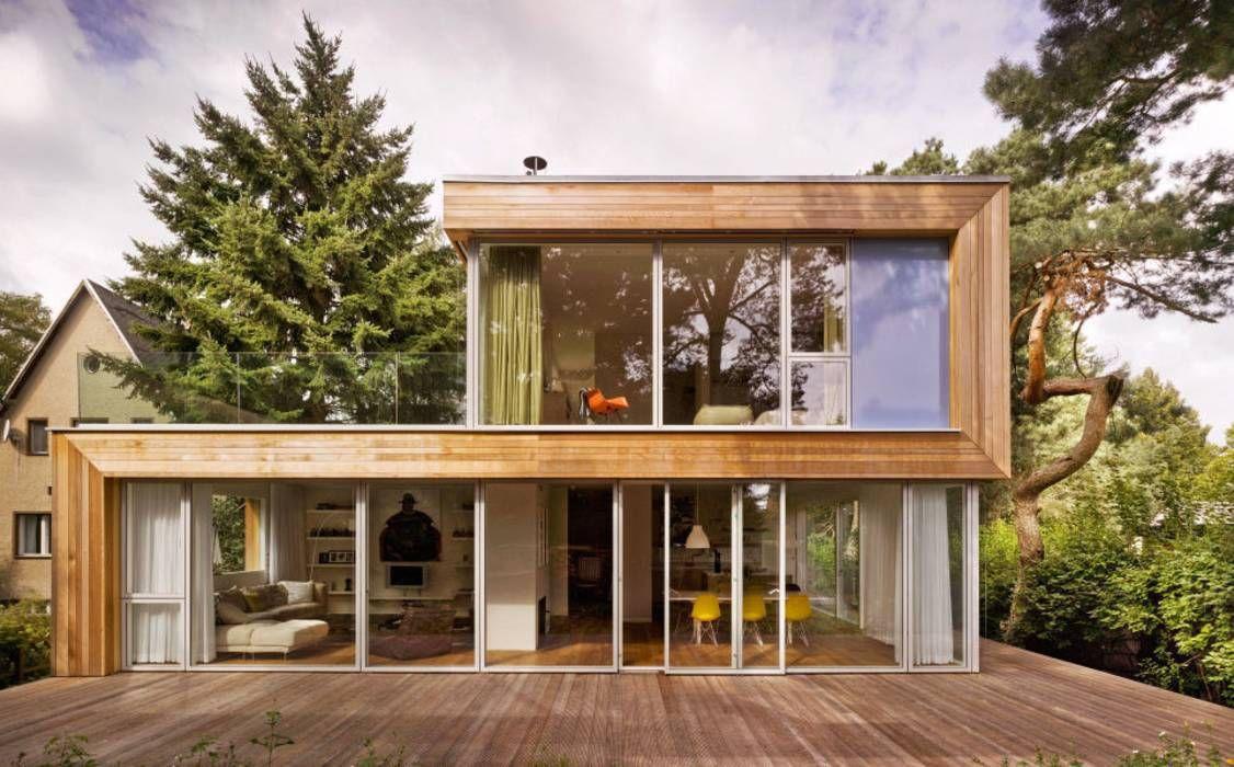 Moderne innenarchitektur einfamilienhaus  Moderne Häuser Bilder: Haus Jacobs | Moderne häuser ...