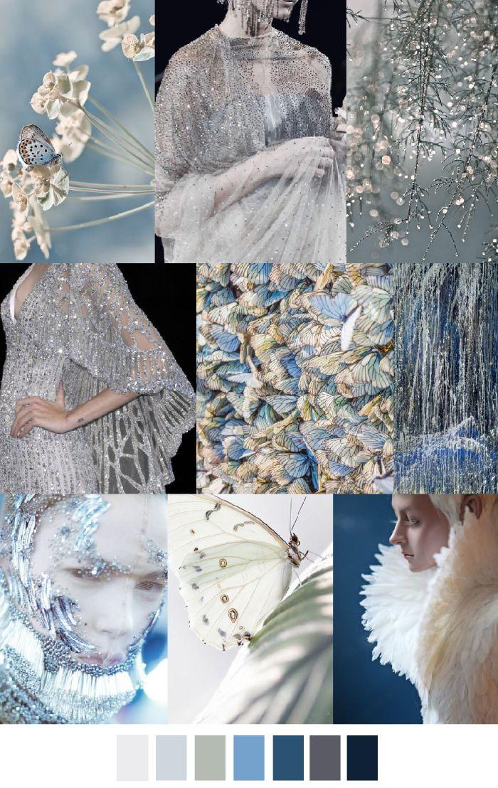 WINTER WONDERLAND   pattern curator
