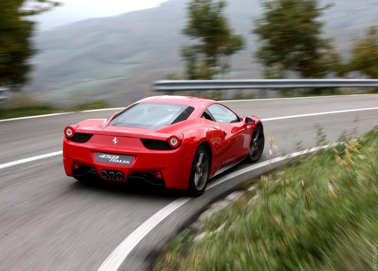 Эффективная 2014 Ferrari 458 Speciale Aperta Ferrari 458