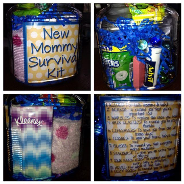New Mommy Survival Kit