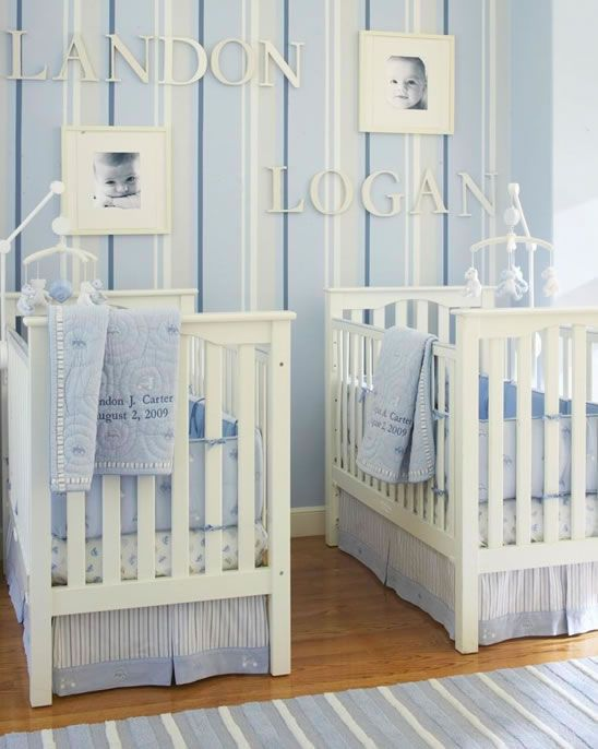 Shared Nursery Furniture Ideas Baby Pottery Barn Kids