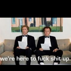 Step Brothers Interview Quotes
