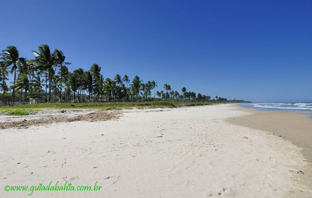 Praia de Cururupe, Ilhéus (BA)