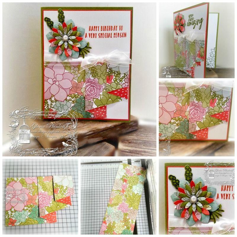 designzbygloria@gmail.com Oh So Succulent, Succulent Garden, Succulent Framelit, Occasions and Sale-A-Bration Catalogs